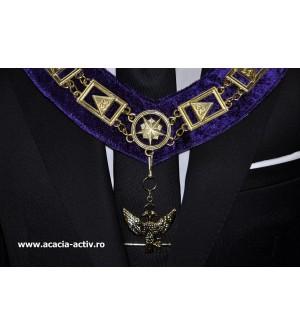 Colan Grad 33 RSAA-Suveran Mare Inspector General