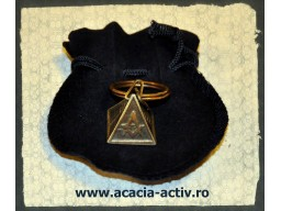 Port Key masonic piramida antiq