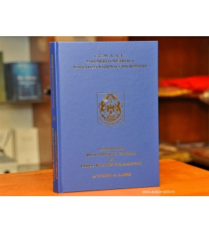 Constitutia si Regulamentul General si Codul de Conduita Masonica A:.L:.6016